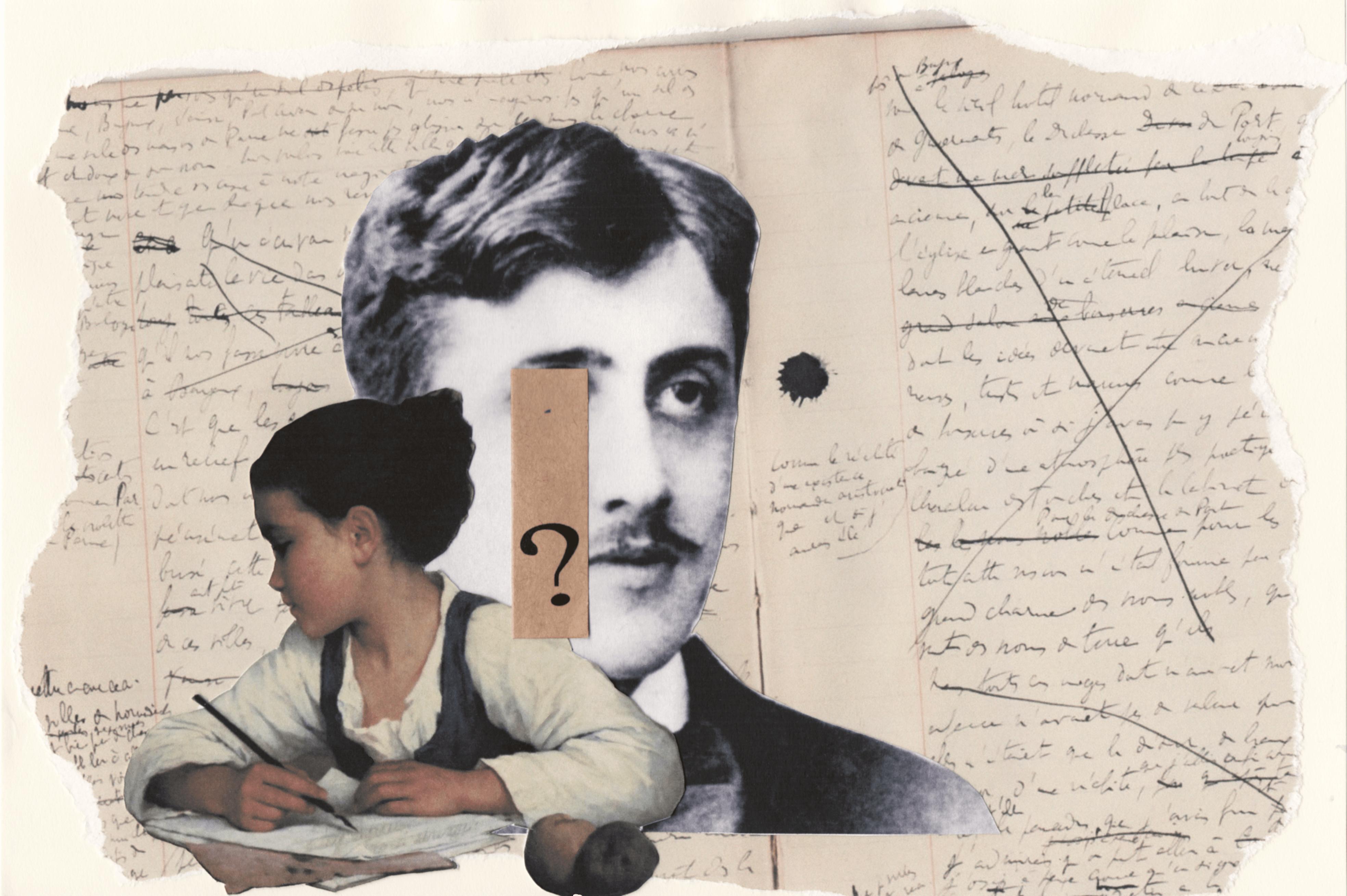 memoria memoriali e questionario di Proust